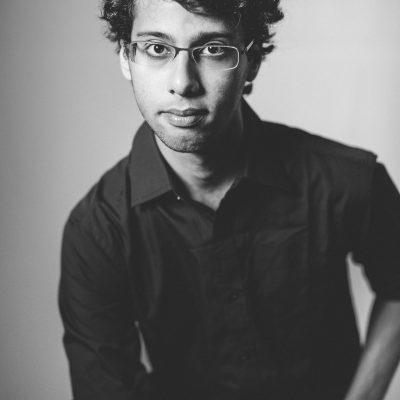 Headshot of Nishant Verma